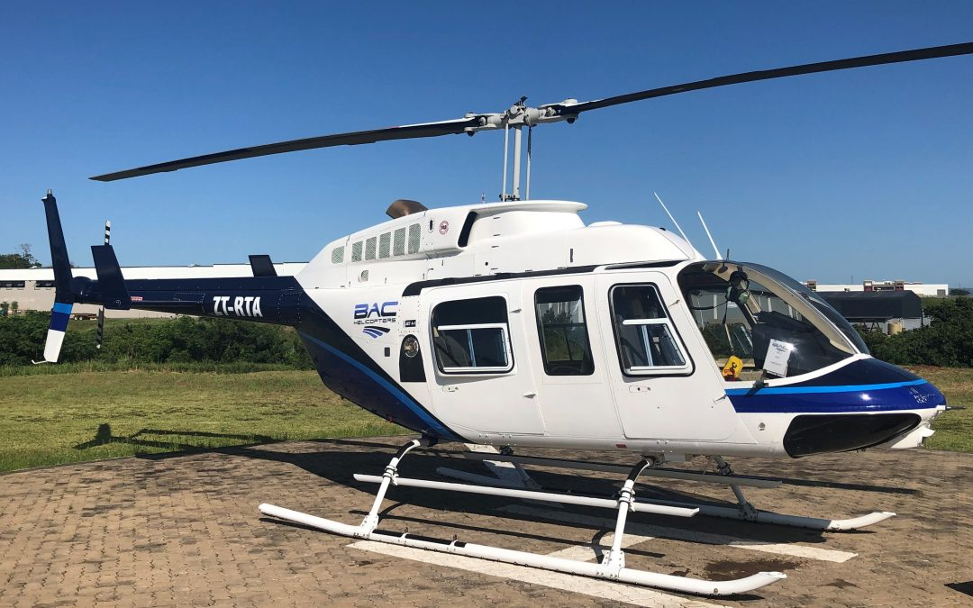 BAC Helicopters Takes Delivery of Bell 206L-4 Long Ranger Fleet