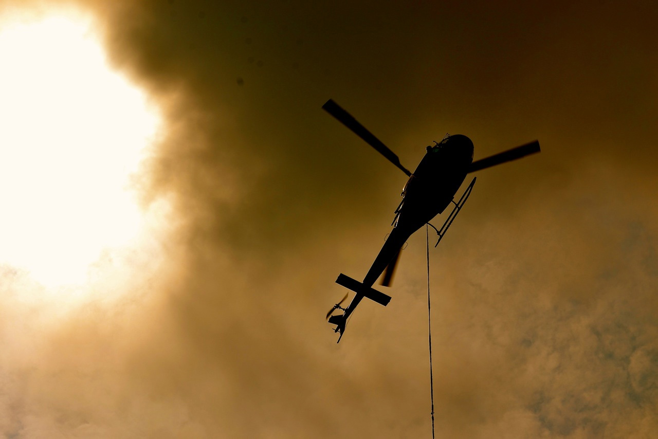 helicopter sling loads