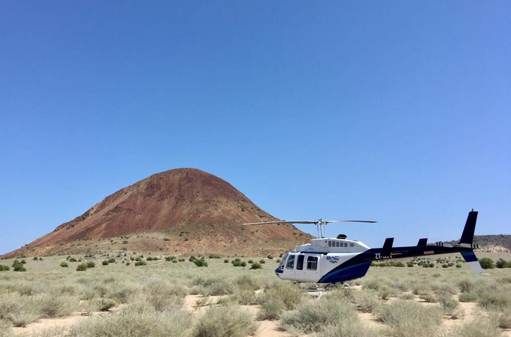 Emergency Desert Locust Survey – Kenya